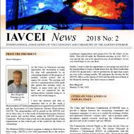 Latest IAVCEI Newsletter – 2/2018