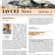 Latest IAVCEI Newsletter – 3/2018