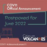 COV11 Postponed for June 2022!!