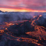 The 2021 Fagradalsfjall (Geldingadalir) eruption webinar for viewing!